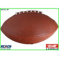 Wholesale Official Size 5 Small American Football Rugby Training Balls Customised from china suppliers
