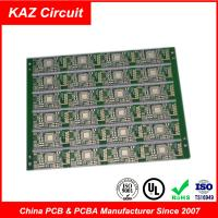 Wholesale 1.6mm FR4 1oz ENIG Electronic Printed Circuit Board 4 Layers For Wifi Products from china suppliers