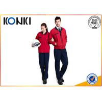 Wholesale Durable Material Work Uniforms Long Sleeve Different colors Suit for Adults from china suppliers