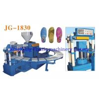 Wholesale Automatic Air Blow Moulding Machine For Sandal Making / PVC Slipper from china suppliers