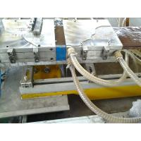 Wholesale Plastic PVC WPC Profile Extrusion Line With Bi Metallic Screw And Barrel from china suppliers
