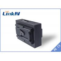 Wholesale 300~860Mhz buckle video full hd wireless transmitter long range NLOS from china suppliers