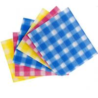 Wholesale Household W Folding Hand Towels Microfiber Dishcloths with Printing from china suppliers