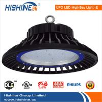 Wholesale Die-casting Magnesium Alloy Housing 250W Dimmable UFO Led High Bay Lighting Fixture From Hishine Shenzhen from china suppliers