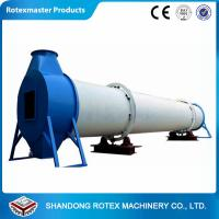 Wholesale GHG 2.0 * 24 1.5 Ton T/H Rotary Drum Dryer / Wood Chips Dryer from china suppliers