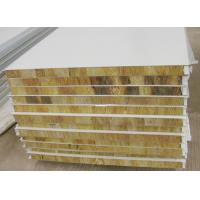 Quality Rockwool Sandwich Wall Panel for sale