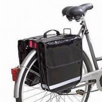 Wholesale Folding Bicycle Bag, Waterproof Material to Keep Your Supplies Dry, Various Designs are Available from china suppliers