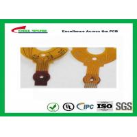 Wholesale 0.5 Copper Rigid-flexible PCB  5mil PET Material FPC 20*35mm from china suppliers
