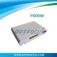 Wholesale Gpon Epon ONU Indoor Optical Network Terminal (ONT) in ZTE FTTH Solution with WIFI from china suppliers