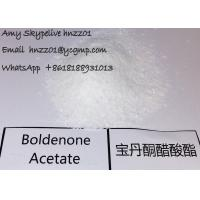 Wholesale 99% White Powder Boldenone Acetate Pharmaceutical Chemicals from china suppliers