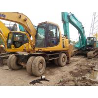 Wholesale Used Komatsu pc120-6 wheel  excavator for sale from china suppliers