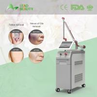 Wholesale Medical CE q switch nd yag laser tattoo removal equipment pigment removal from china suppliers