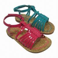 Wholesale Children's Sandals with Newest Designs, Various Colors Available from china suppliers