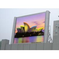 Wholesale Waterproof Outdoor Big Screen Led TV HD Led Display With Pixel Pitch 10mm RGB from china suppliers