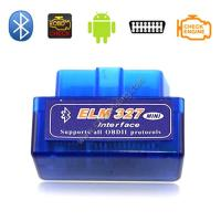 Wholesale Mini ELM327 Bluetooth OBD2 Reader Adaptor Icar Mini OBD2 Scanner from china suppliers