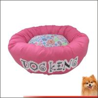 Wholesale Cooling Dog Beds Canvas Fabric With Flower Printed Dog beds Factory from china suppliers