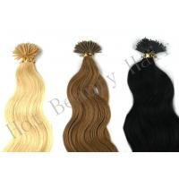 Wholesale Customized 100 Remy Pre Bonded Hair Extension Straight OEM ODM from china suppliers