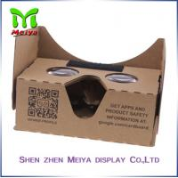 Wholesale 3D Glasses VR Case 3 . 0 Professional Google Cardboard VR Box 3 Plus from china suppliers
