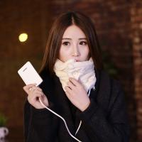 Wholesale Rechargeable Warm Scarf /  USB Scarf  Warm with Power Bank GK--08G from china suppliers