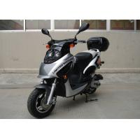 Wholesale 2 Wheel 50cc Mini Scooter , 45km / h Mini Gas Motorcycle For Kid / Adult from china suppliers