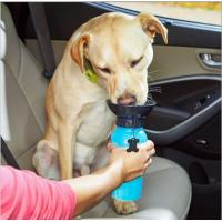 Wholesale 2017 hot auto dog mug,pet cup out drinking water,newest travel dog water bottle  china supplier  Pet Outdoor Water Drink from china suppliers