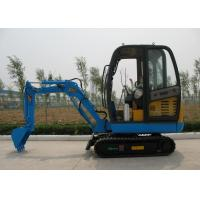 Buy cheap 10.9RPM Swing Speed Heavy Equipment Excavator With 20 Mpa Working Pressure from wholesalers