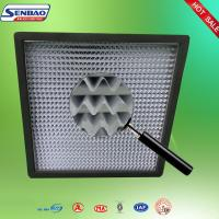 Wholesale H13 H14 Replacement Air Filters Fiberglass Hepa Air Conditioner Filters from china suppliers