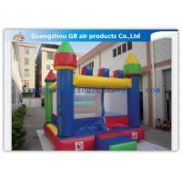 Wholesale Classic Kids Blow Up Inflatable Bouncy Castle For Children Playground from china suppliers