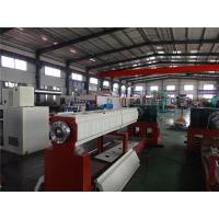 105/120 type PS Foam Sheet Extrusion Line , fully automatic double-screw PS Foam Machine