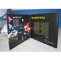 Wholesale Artifical style 2.4 Inch Greeting Card LCD Video Brochure for christmas from china suppliers