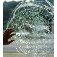 Buy cheap New Type Outdoor Stickers Explosion-Proof PET film for Protects the Building's Glass, from wholesalers