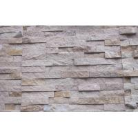 Wholesale Beige Sandstone Ledgestone,Indoor Sandstone Stacked Stone,Outdoor Sandstone Culture Stone Panel from china suppliers