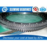 Wholesale Agricultural Machinery Cross Roller Ring Bearing With High Precision Mounting from china suppliers