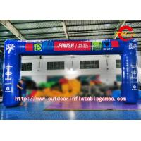Wholesale Advertising Inflatable Race Arches Airtight Inflatable Entrance Arch For Promotional from china suppliers