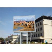 Wholesale Energy Saving Outdoor P10 LED Sign Display 10mm CE / ROHS Standard from china suppliers