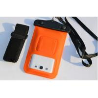 "Wholesale 4 .3""4.8""inch Smart Phone TPU Waterproof Bag With Sports Arm Band from china suppliers"