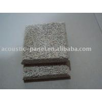 Quality Cement Wood Wool Acoustic Panel for sale