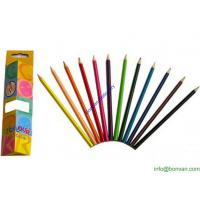Wholesale colored crayons, box packed crayon set, promotional use or gift purpose from china suppliers