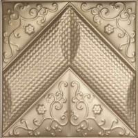 Wholesale Polyurethane Decorative Wall Panel , 3 Dimensional Wall Panels For Interior Decoration from china suppliers