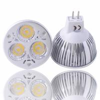 Wholesale Dimmable 12V 6W MR16 Gu5.3 LED Bulbs Spotlight from china suppliers