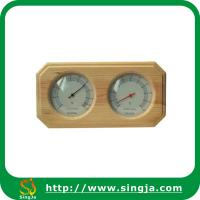 Wholesale Wooden thermometer & Hygrometer for Sauna Room from china suppliers