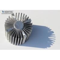 Wholesale 6060 6061 extruded aluminum heatsink for Led Light ROHS /  from china suppliers