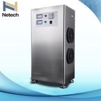 Buy cheap Stainless Steel Household Ozone Generator / Water Treatment Ozone Machine With ORP Monitor from wholesalers