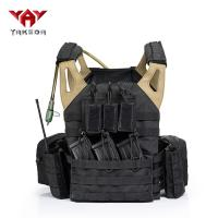 Wholesale Army Fans Outdoor Vest Cs Game Vest Special Police SWAT Tactical Vest Forces Combat Training Vest from china suppliers