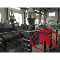 Wholesale wood and plastic composite wpc foamed board extruder ,extrusion line from china suppliers