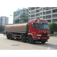 Wholesale CAMC 8*4 26.6CBM chemical liquid truck for transfer pentane CLW5310GHYH3 from china suppliers