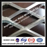 6.0mm mild steel expanded metal walkway,ramp,metal sheet