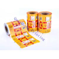 Wholesale Eco Friendly Soft Laminated Food Grade Packaging Film , Food Grade Flexible Packaging Materials from china suppliers
