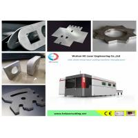 Wholesale Low Noise Fiber Laser Cutting Machine / Carbon Steel Laser Sheet Metal Cutting Machine from china suppliers
