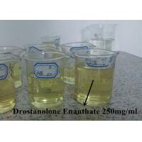 Wholesale Muscle Building Steroids Drostanolone Enanthate 250mg/Ml Fast Delivery from china suppliers